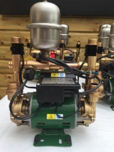 Stuart Turner negative head replacement pump