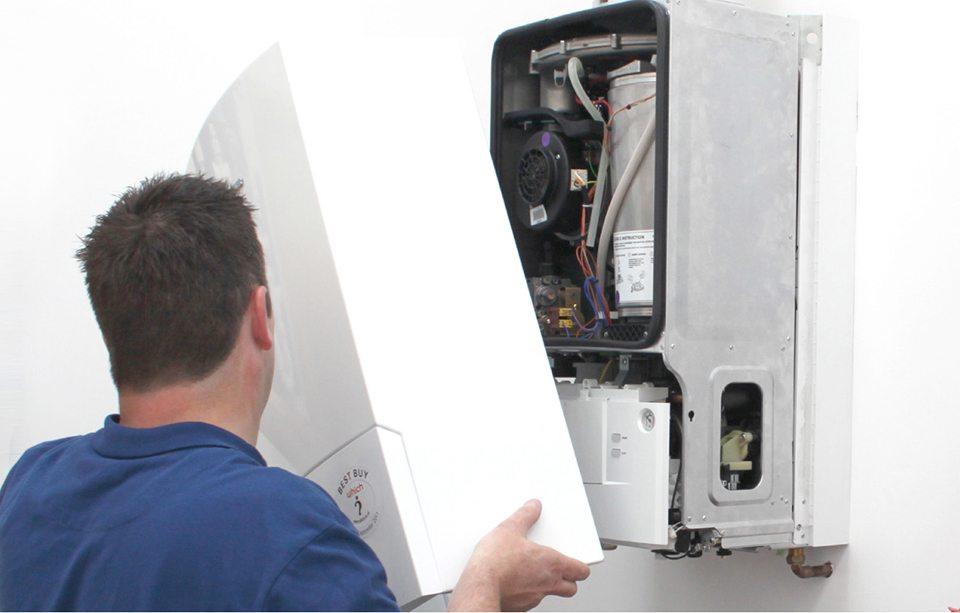 Gas boiler repair in Dublin 15