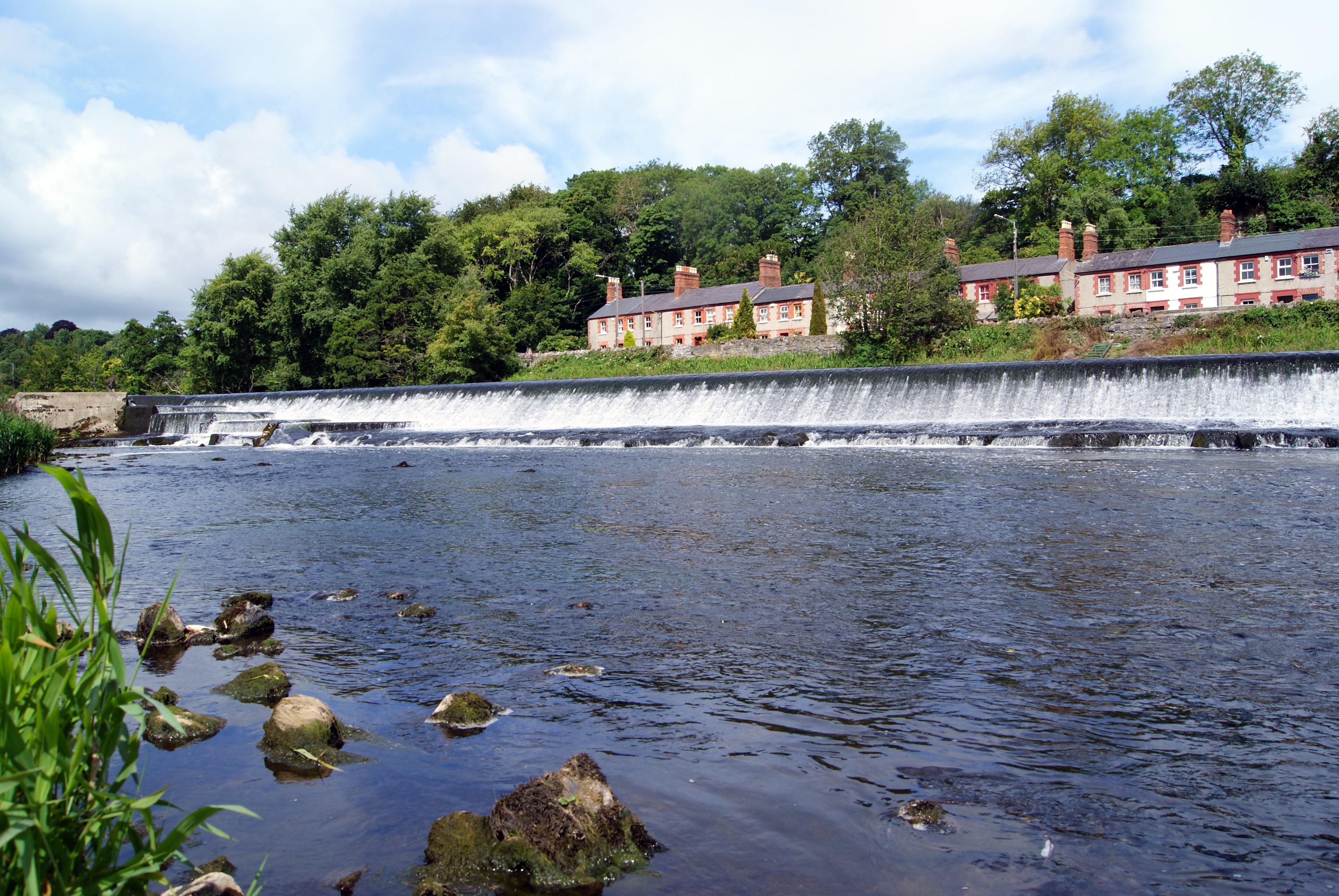 River Liffey, Lucan