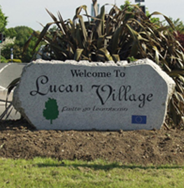 Welcome To Lucan Village Image